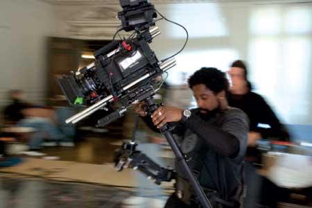 Roberto Quezada-Dardon on Red One Camera - Filmmaker ...