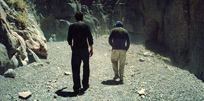 Gerry Still, Savides/Van Sant, image: filmmaker.com