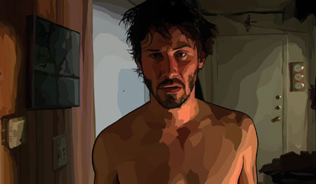filmosophy in A Scanner Darkly