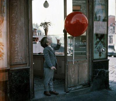 red balloon, albert lamorisse
